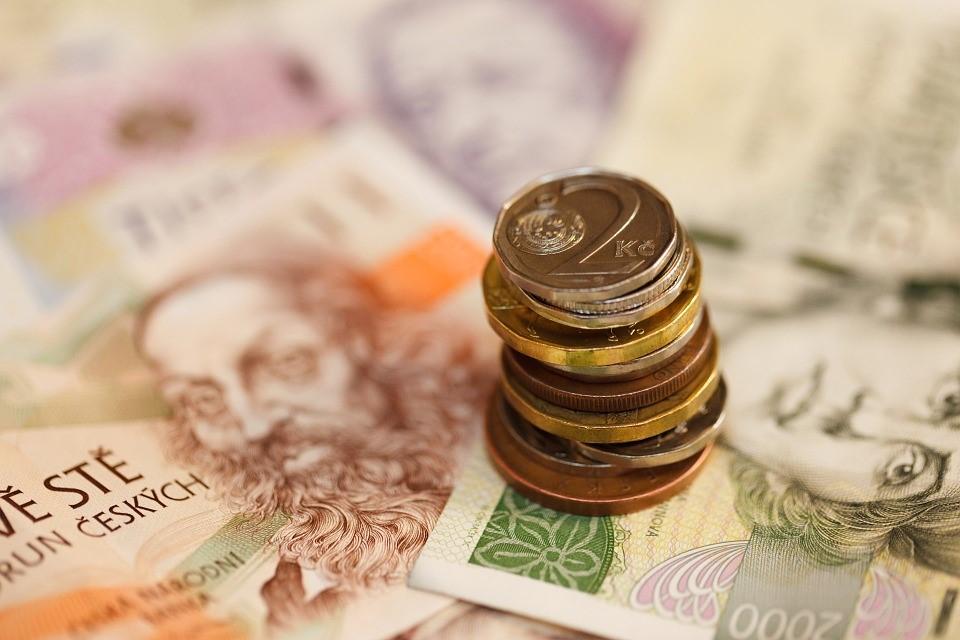 umrechnungskurs tschechische krone in euro